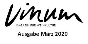 VINUM Magazin für Weinkultur März 2020