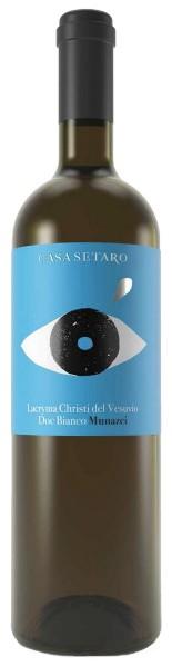 Casa Setaro »Munazei« Lacryma Christi del Vesuvio Bianco