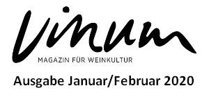 VINUM Magazin für Weinkultur Januar/Februar 2020