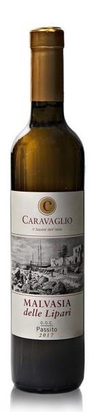 Caravaglio Malvasia delle Lipari Passito D.O.C. (0,5 Liter)