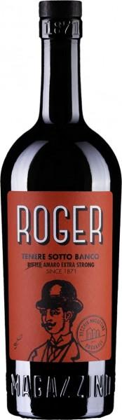 Vecchio Magazzino Doganale»Roger« Bitter Amaro Extra Strong 1871