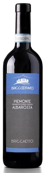Bricco Ottavio Albarossa »Bricchetto« Piemonte D.O.C.