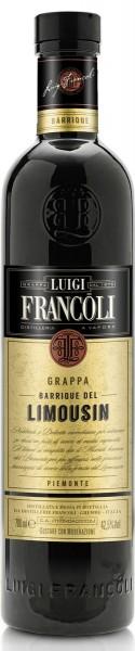 Luigi Francoli Grappa Barrique del Limousin (0,7 Liter)