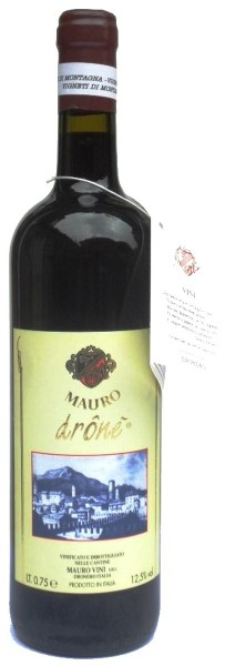 Mauro Vini »Drônè« Rosso